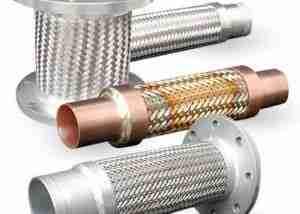 Braided Flexible Metal Connectors